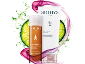 Sothys facial products